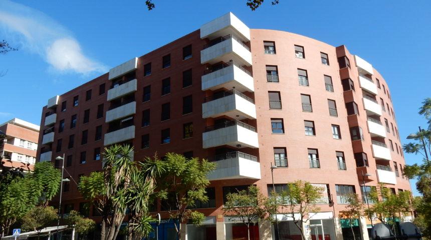 Reparación de fachada en Algeciras