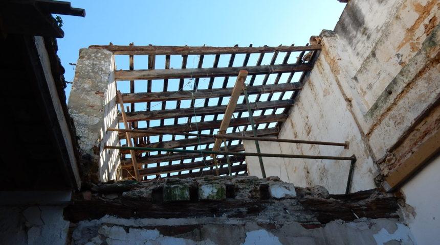 Estudio y consolidación estructural de edificio