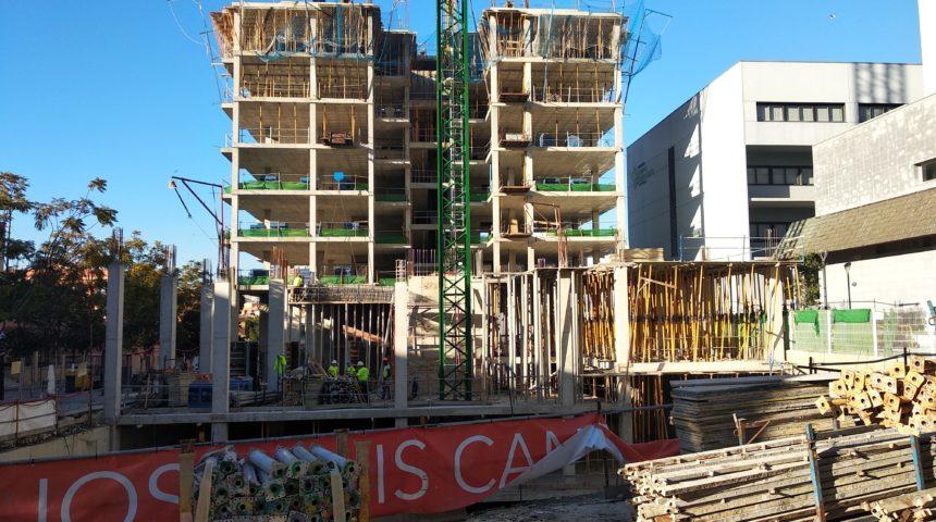 Nueva planta. Edificio Jose Luis Cano